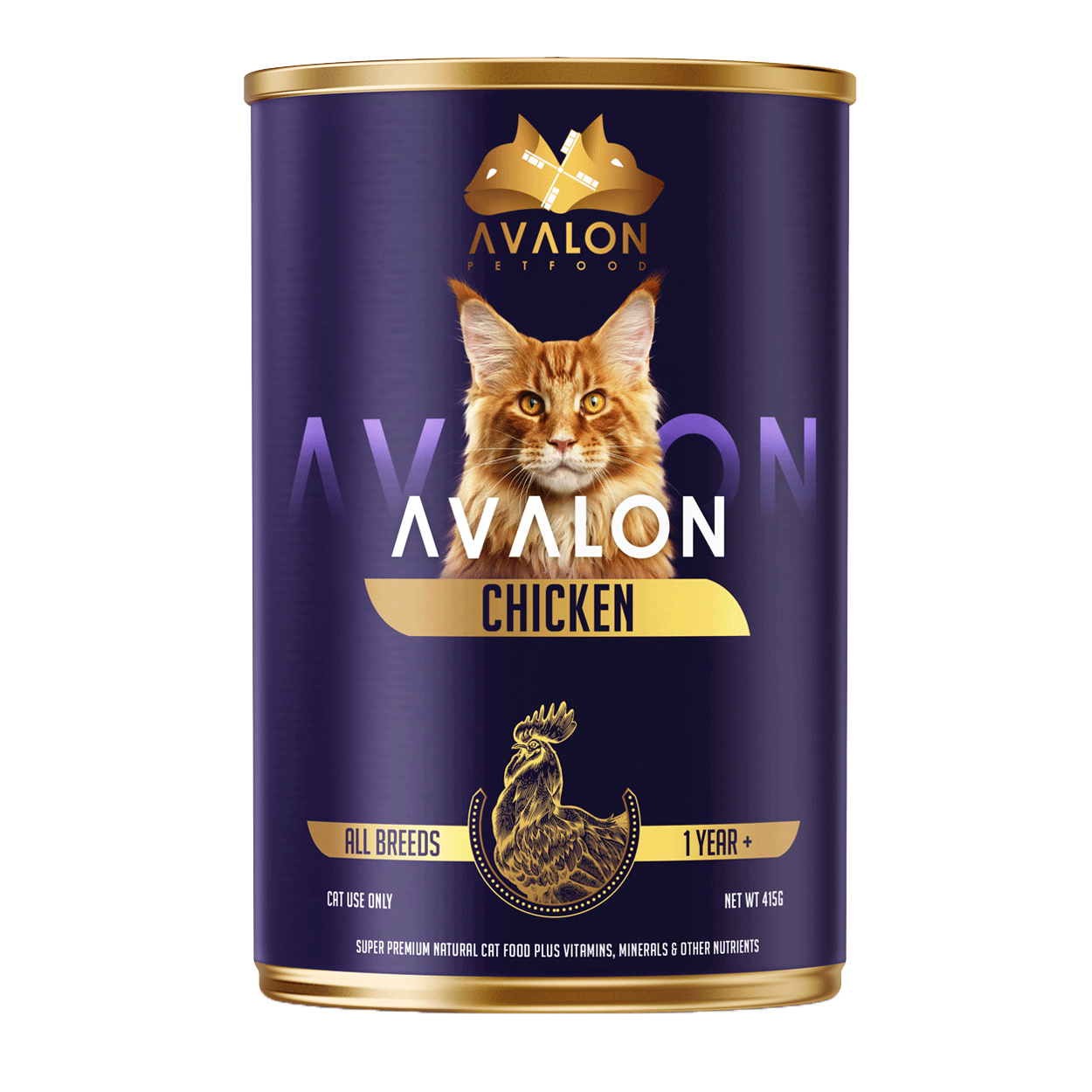 Avalon-Chicken-Cat
