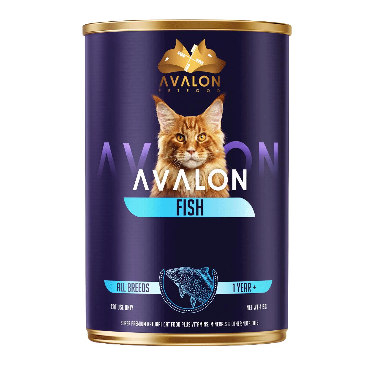 Avalon-Fish