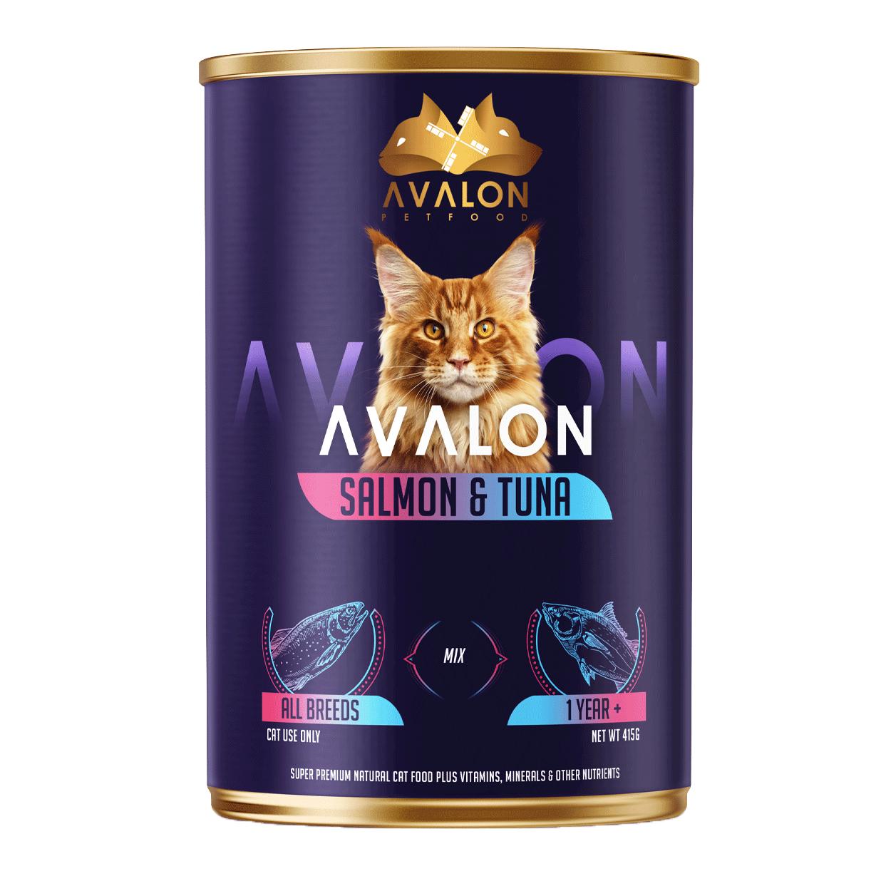 Avalon-Salmon-Tuna