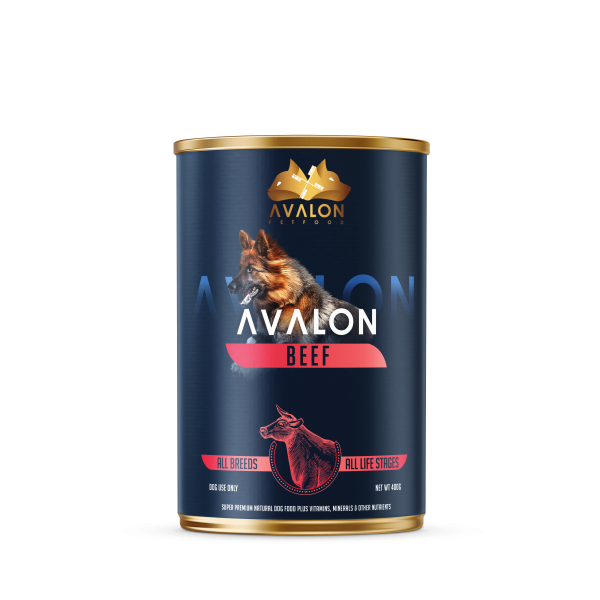 Avalon Beef Dog